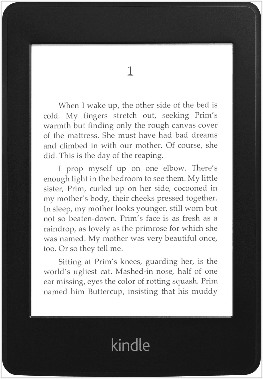 Электронная книга Amazon Kindle Paperwhite
