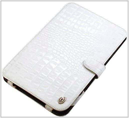 Чехол-обложка для Bookeen CyBook Odyssey 2013 Edition Time размер q крокодил