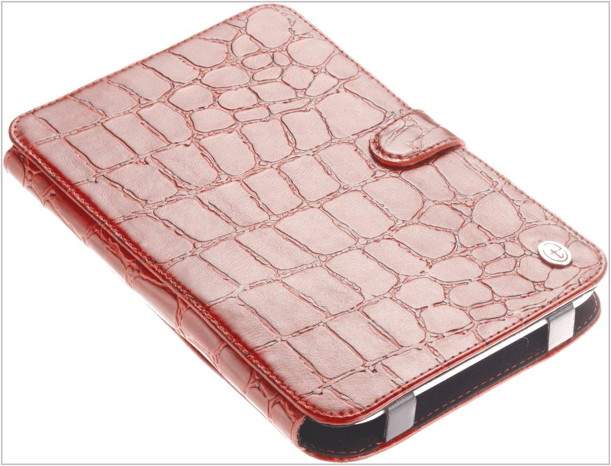 Чехол-обложка для Bookeen CyBook Odyssey HD FrontLight Time размер с крокодил