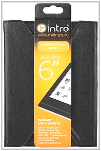 Чехол-обложка для Gmini MagicBook R6L Intro Case601