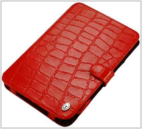 Чехол-обложка для PocketBook 515 Time крокодил