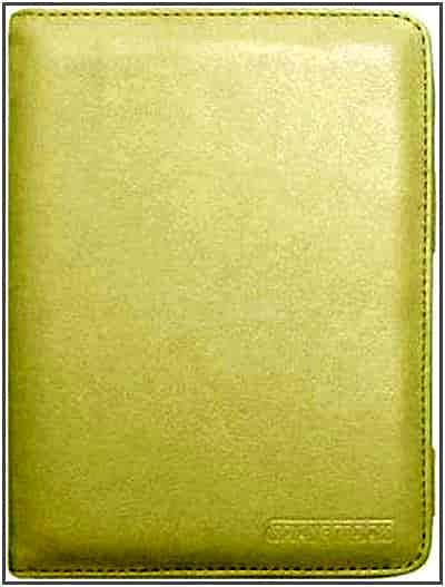 Чехол-обложка для PocketBook 611 Basic кожаный