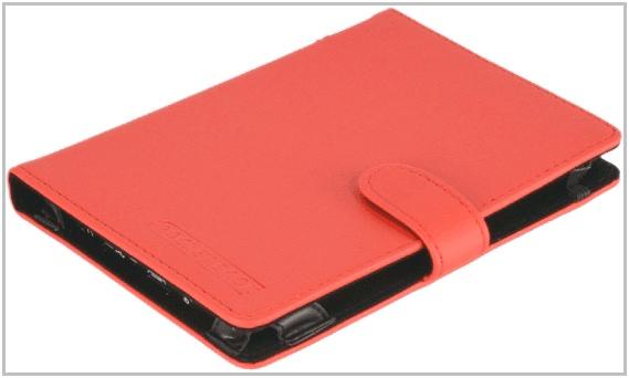 Чехол-обложка для PocketBook 613 Basic кожаный