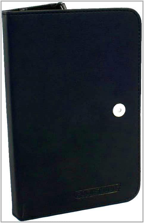 Чехол-обложка для PocketBook A 7 кожаный