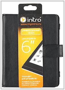 Чехол-обложка для PocketBook Touch 622 Intro Case603