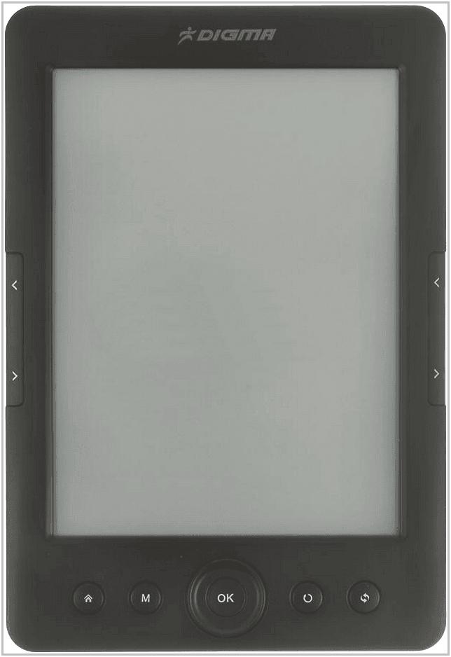 Электронная книга Digma s605t