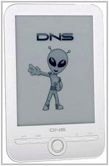 Электронная книга DNS Airbook EYT601