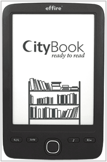 Effire CityBook L601 Pearl