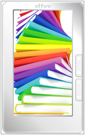 Электронная книга Effire ColorBook TR701