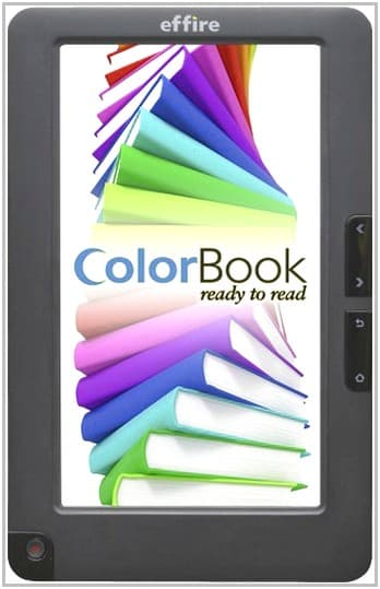 Электронная книга Effire ColorBook TR701A