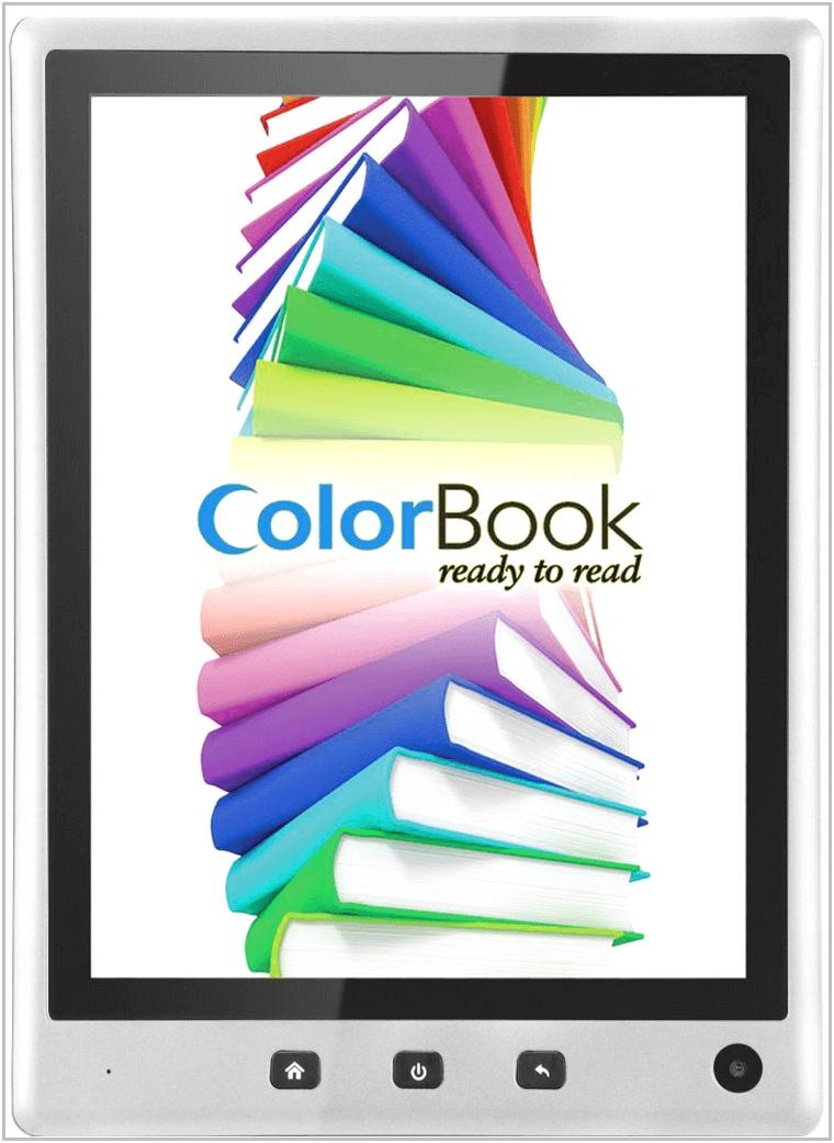 Электронная книга Effire ColorBook TR703A