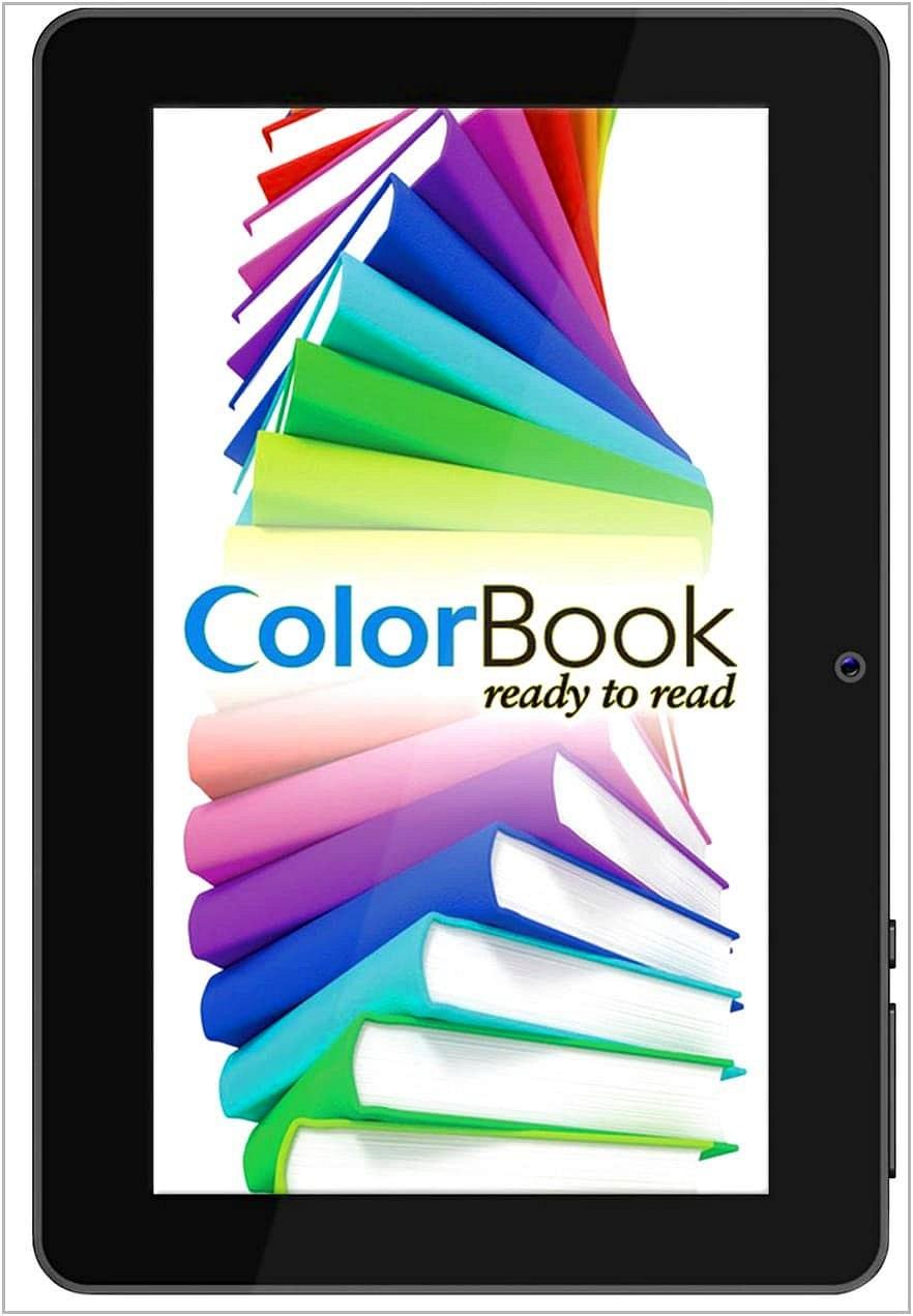 Электронная книга Effire ColorBook TR705A