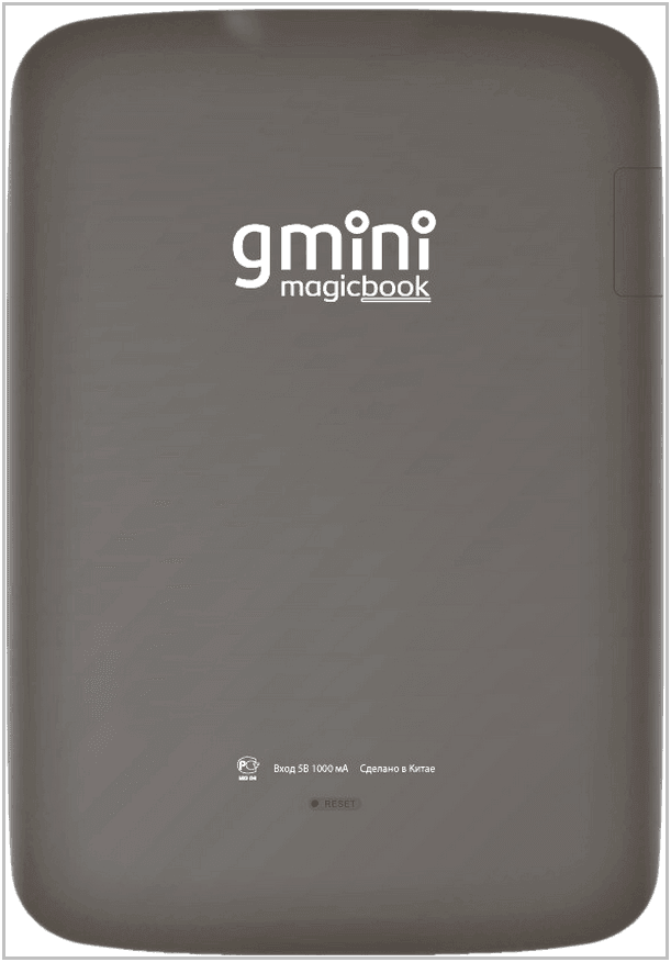 Gmini MagicBook C6HD Touch Edition
