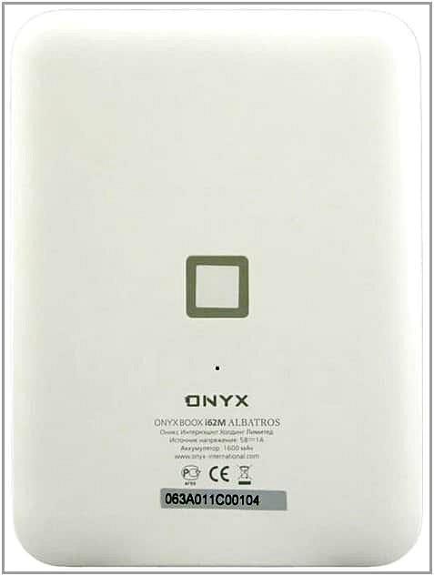 Onyx Boox i62M Albatros