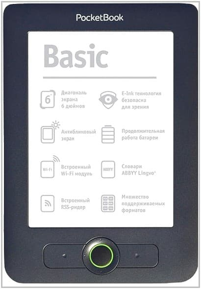 PocketBook 613 Basic New