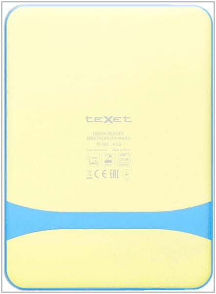 TeXet TB-566