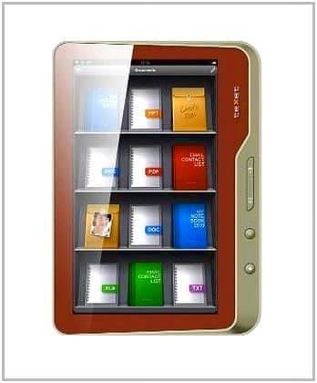 Электронная книга TeXet TB-711A