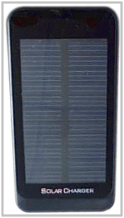 Зарядное устройство на солнечных батареях для Ritmix RBK-420 Safeever SA-010