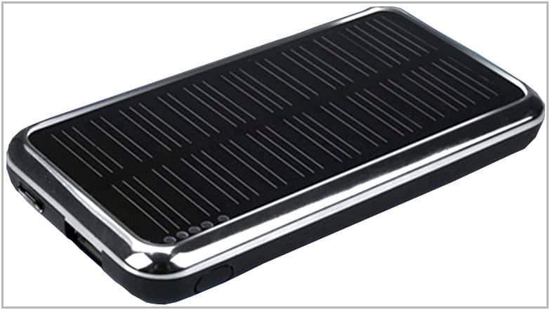 Зарядное устройство на солнечных батареях для Ritmix RBK-490 Safeever SA-011