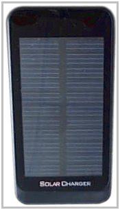 Зарядное устройство на солнечных батареях для TeXet TB-720HD Safeever SA-010