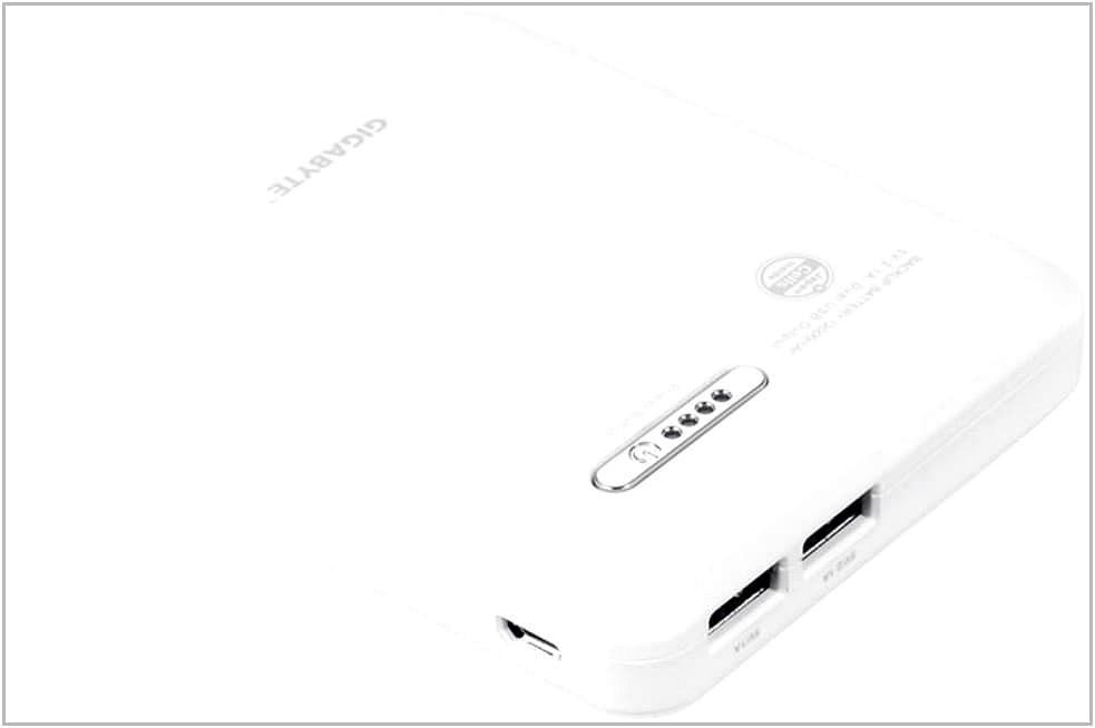 Зарядное устройство c аккумулятором для Amazon Kindle Paperwhite GIGABYTE Power Bank RF-G1BB