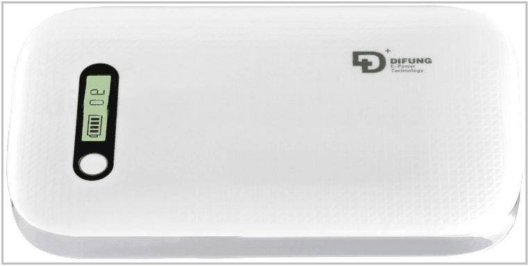 Зарядное устройство c аккумулятором для Barnes&Noble Nook Simple Touch DiFung D4-88