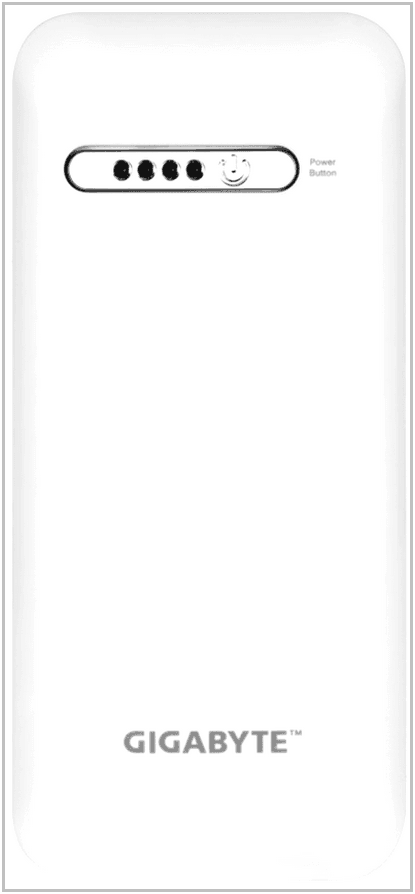Зарядное устройство c аккумулятором для PocketBook Touch 2 GIGABYTE Power Bank RF-G60B