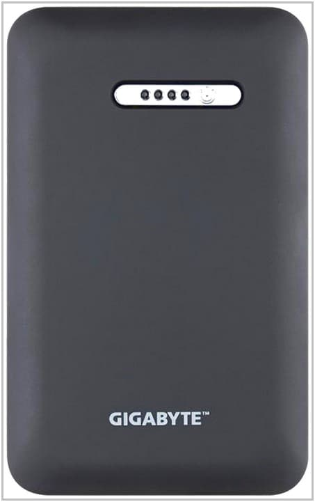 Зарядное устройство c аккумулятором для PocketBook Touch 2 GIGABYTE Power Bank RF-G90B