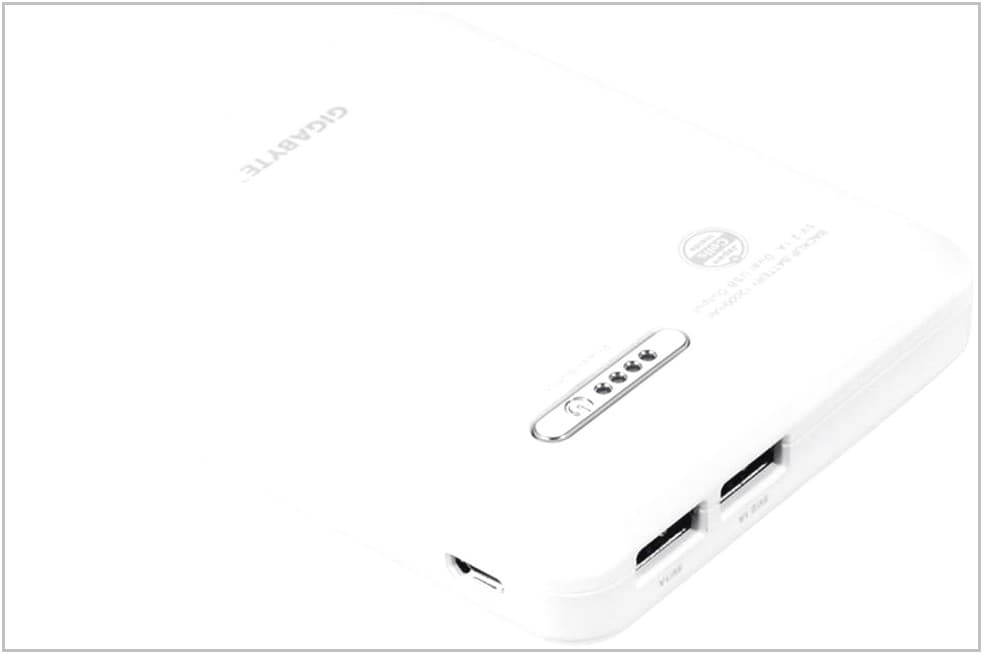 Зарядное устройство c аккумулятором для PocketBook Touch 622 GIGABYTE Power Bank RF-G1BB