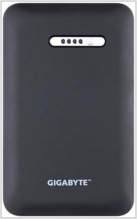 Зарядное устройство c аккумулятором для PocketBook Touch 622 GIGABYTE Power Bank RF-G90B