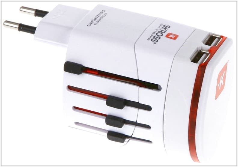 Зарядное устройство для Amazon Kindle Paperwhite SKROSS World Adapter EVO USB