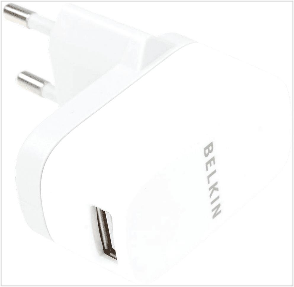 Зарядное устройство для Barnes&Noble Nook Simple Touch Belkin F8Z783cw04