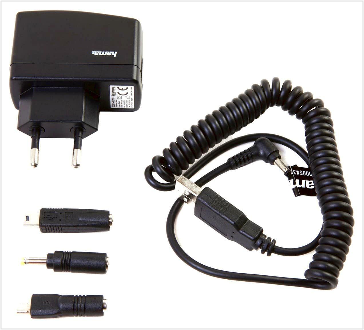 Зарядное устройство для Digma s605t HAMA H-54310