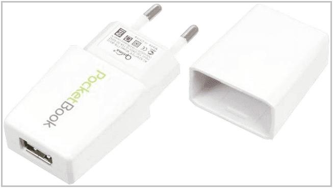 Зарядное устройство для PocketBook 301 plus Стандарт FTR-W510-L