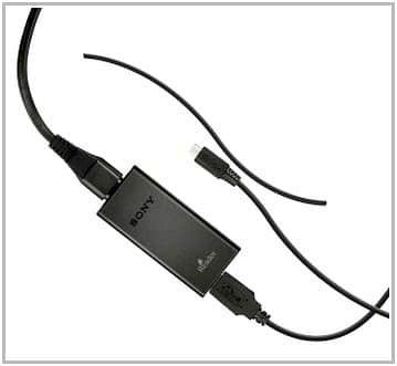 Зарядное устройство для Sony PRS-T1 PRSA-AC1 ORIGINAL