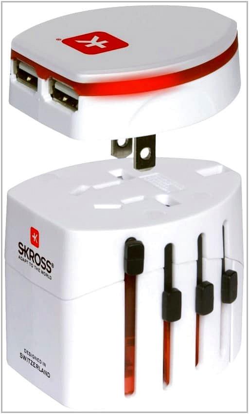 Зарядное устройство для Wexler Book T7004 SKROSS World Adapter EVO USB